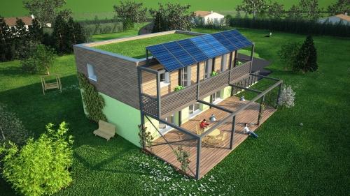 les avantages du photovoltaique. Black Bedroom Furniture Sets. Home Design Ideas
